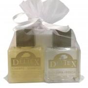 Set de colonia y champú marca Deliex