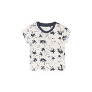 Noppies T-shirt Elmont - True Navy - Babykleding