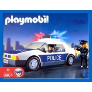 Playmobil Police Series: Police Car Set (1997)