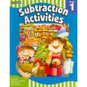 Subtraction Activities: Grade 1 (Flash Skills) by Flash Kids Editors