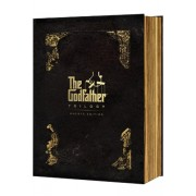 The Godfather:Trilogy-Omerta Edition:Marlon Brando, Al Pacino, James Caan - Nasul:Trilogia-Editia Omerta (4DVD)