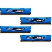 Memoire RAM DDR3 16GB(4GB X 4) F3-1600C8Q-16GAB (F3-1600C8Q-16GAB)