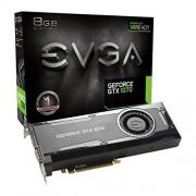 EVGA 08 G-P4-5170-kr GeForce GTX 1070 8 Go carte graphique Gaming Noir