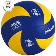 mikasa Volleyball MVA 380K - blau/gelb   5