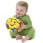 Game / Play Fisher-Price Laugh & Learn Singin Soccer Ball, fisher, price, toys, puppy, laugh, learn