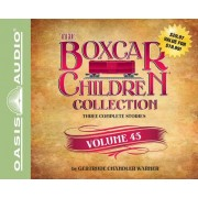 The Boxcar Children Collection Volume 45 (Library Edition): The Mystery of the Stolen Snowboard, the Mystery of the Wild West Bandit, the Mystery of t