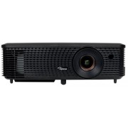 Videoproiector Optoma DS349, 3300 lumeni, 800 x 600, Contrast 20000:1, Full 3D, HDMI (Negru)