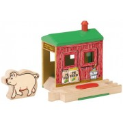 Thomas & Friends Wooden Railway - McColl's Pig Shed [Toy]