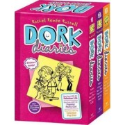 Dork Diaries Box Set (Book 1-3) by Rachel Ren Russell