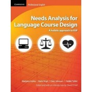 Needs Analysis for Language Course Design by Marjatta Huhta