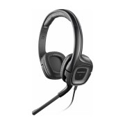 Plantronics Headset Audio 355, Alámbrico, 3.5mm, Negro