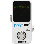 TC Electronic PolyTune Mini Polyphonic Tuning Pedal