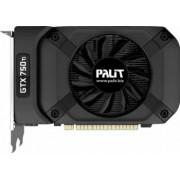 Placa video Palit Geforce GTX 750 Ti StormX OC 2GB DDR5 128Bit