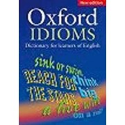 Oxford Dictionary of English Idioms: Paperback by A. P. Cowie