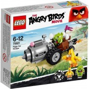 LEGO Angry Birds 75821 Escape from the pigs car
