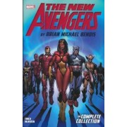 New Avengers by Brian Michael Bendis: the Complete Collection Vol. 1: Volume 1 by Brian Michael Bendis