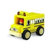 Wonderworld Mini Toy School Bus