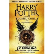 J K Rowling Harry Potter And The Cursed Child Parts 1 & 2