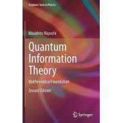 Quantum Information Theory 2017 by Masahito Hayashi