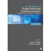 The SAGE Handbook of Organizational Communication by Linda L. Putnam