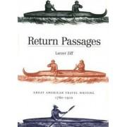 Return Passages by Larzer Ziff