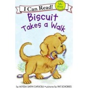 Biscuit Takes a Walk by Alyssa Satin Capucilli