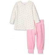 Sanetta 221247, Pijama para Bebés, Elfenbein (Broken White 1427), 80 cm