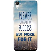 Nainz™ Designer Printed Back Cover For HTC Desire 826