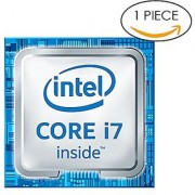 Original 6th Gen. Intel Core i7 Inside Sticker 18mm x 18mm with Authentic Hologram