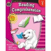 Reading Comprehension, Grade 1 by Teacher Created Resources