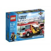 Детски конструктор Лего /Lego/ Пожарникарска кола 60002