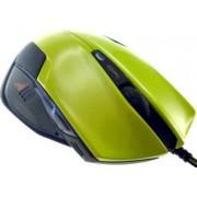 Mouse E-Blue Mazer Type-R Optic 2400DPI Green USB