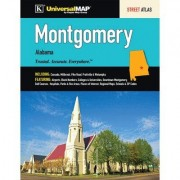 Universal Map Montgomery Atlas 14380