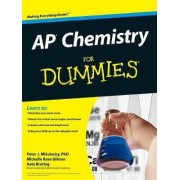 AP Chemistry For Dummies by Peter J. Mikulecky