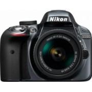 Aparat Foto DSLR Nikon D3300 KIT AF-P 18-55mm VR Gri