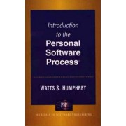 Introduction to the Personal Software Process by Watts S. Humphrey