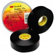 """Scotch 33+ Super Vinyl Electrical Tape, 3/4"""" X 66ft"""