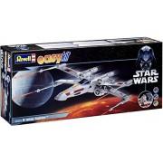 Revell easykit 06656 - Set Star Wars X-Wing Fighter Luke Skywalker