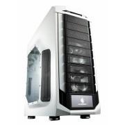 """CARCASA CM STORM. Stryker, full-tower, XL-ATX, 2* 120mm white LED fan & 1* 200mm fan & 1* 140mm (inclus), I/O panel, side window, white """"SGC-5000W-KWN1"""""""