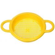 Tamiz plástico maneja con un color rojo o amarillo ~ (1 incluido)