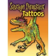 Savage Dinosaur Tattoos by Jan Sovak