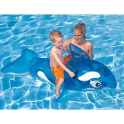 Intex Inflatable LIL Whale - Perfect for Small Children To Have Pool Fun