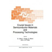 Crucial Issues in Semiconductor Materials and Processing Technology by S. Coffa