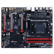 Carte mre GIGABYTE GA-990FX-Gaming Carte mre Socket AM3 / AM3 + ATX 3x PCIe x16, CrossFireX, SLI AM3 + AMD 990FX
