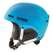 UVEX hlmt 5 - Casque de ski Enfant - bleu Alpinisme