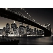 PUZZLE PODUL MANHATTAN and BROOKLYN 1000 PIESE Ravensburger