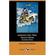 Japanese Fairy Tales by Teresa Peirce Williston