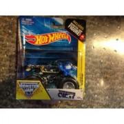 Hot Wheels Monster Jam Off-Road Series #26 Virginia Giant Includes Monster Jam Figure