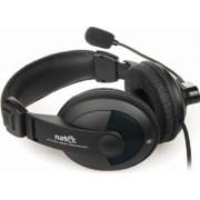 Casti Audio Natec Grizzly Negru/Albastru