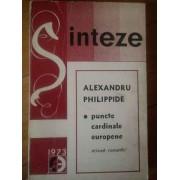 Puncte Cardinale Europene Orizont Romantic - Alexandru Philippide